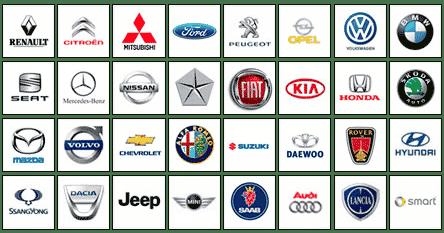 Todas las marcas y modelos