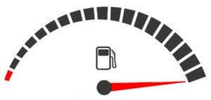 Reducción de gasolina