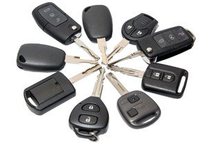 Reparació de claus de cotxe