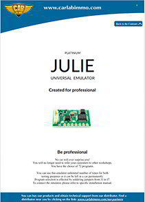 Manual Julie inmo