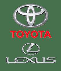 Claus de cotxe per automòbils Toyota