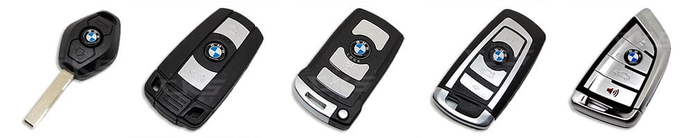 Llaves para BMW