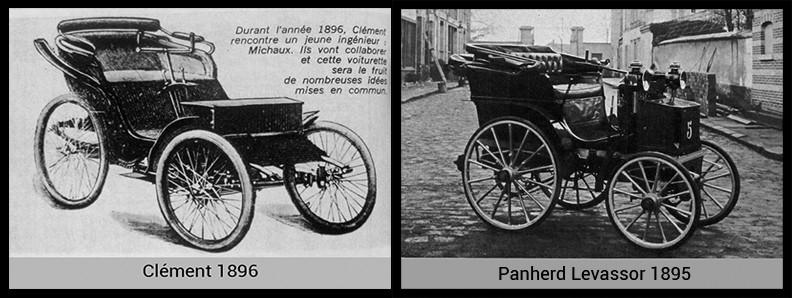 Primeros vehículos en España