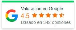 Opiniones google llaves de coche Barcelona