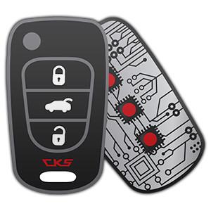 Reparación de mandos de coche